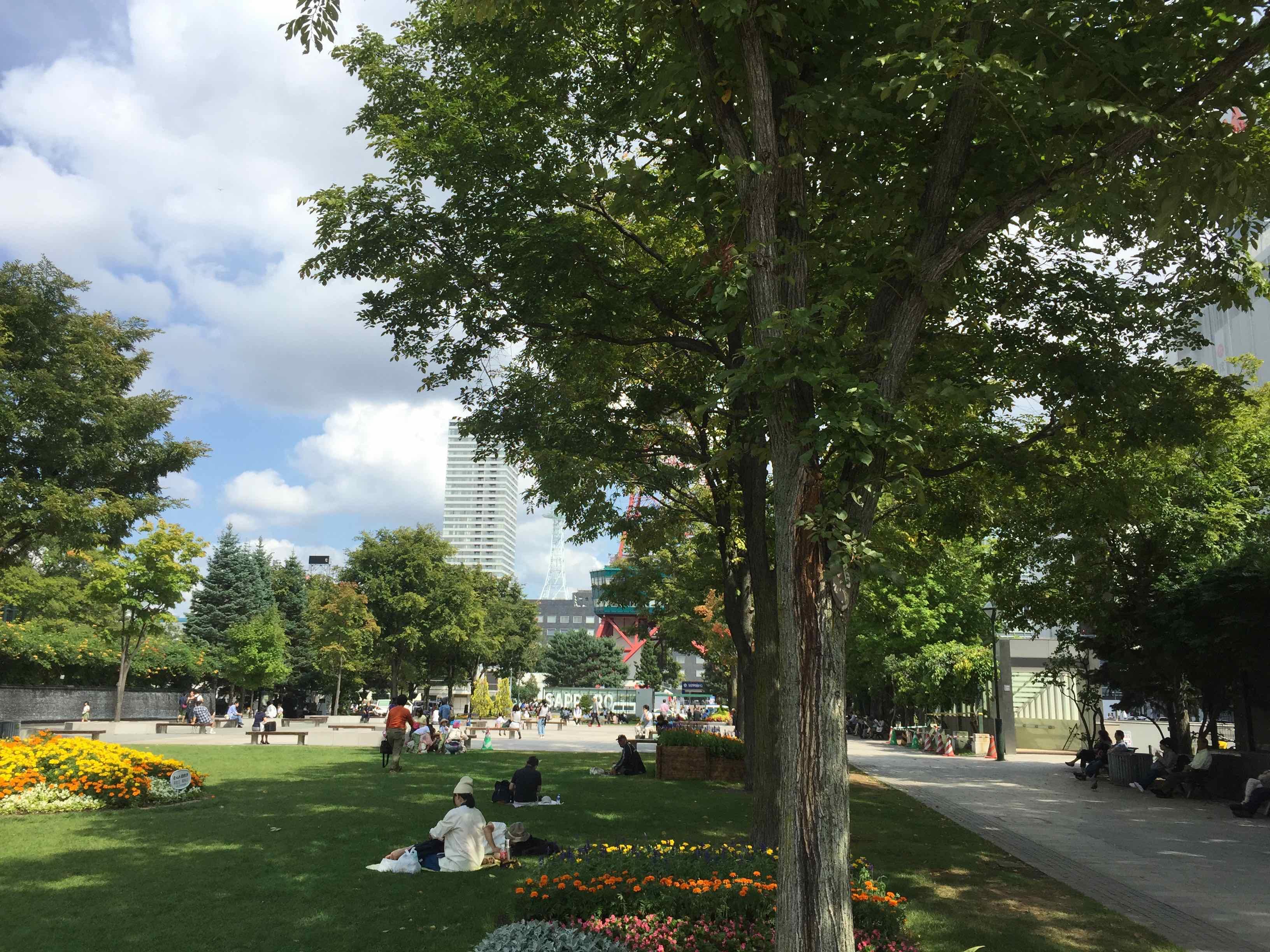 札幌大通り公園