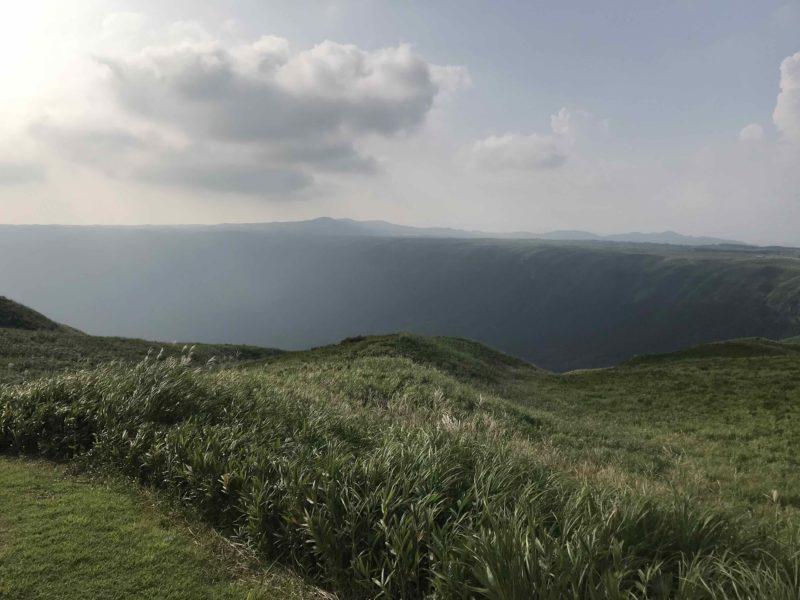 大観峰からの景色2