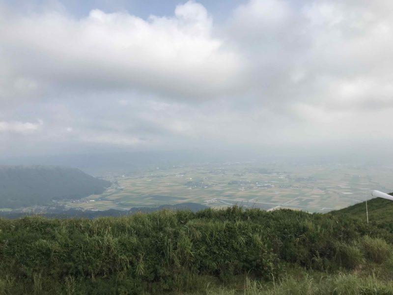 大観峰からの景色1